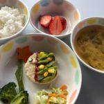 子どもの日の給食